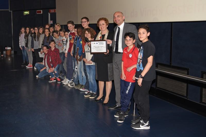Premio della Giuria - 1 C di Castelfranco